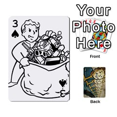 Falloutdeckcustome By Brianna   Playing Cards 54 Designs   Eq69alyb12u2   Www Artscow Com Front - Spade3