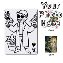 Ace Falloutdeckcustome By Brianna   Playing Cards 54 Designs   Eq69alyb12u2   Www Artscow Com Front - SpadeA