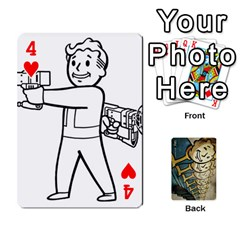 Falloutdeckcustome By Brianna   Playing Cards 54 Designs   Eq69alyb12u2   Www Artscow Com Front - Heart4