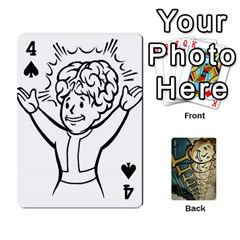 Falloutdeckcustome By Brianna   Playing Cards 54 Designs   Eq69alyb12u2   Www Artscow Com Front - Spade4