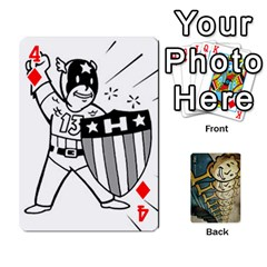 Falloutdeckcustome By Brianna   Playing Cards 54 Designs   Eq69alyb12u2   Www Artscow Com Front - Diamond4