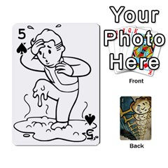 Falloutdeckcustome By Brianna   Playing Cards 54 Designs   Eq69alyb12u2   Www Artscow Com Front - Spade5