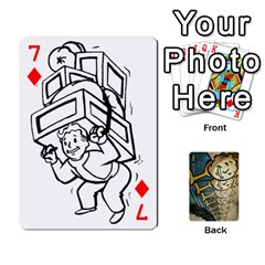 Falloutdeckcustome By Brianna   Playing Cards 54 Designs   Eq69alyb12u2   Www Artscow Com Front - Diamond7