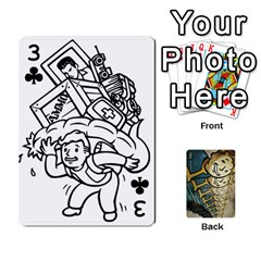 Falloutdeckcustome By Brianna   Playing Cards 54 Designs   Eq69alyb12u2   Www Artscow Com Front - Club3