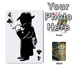 Falloutdeckcustome By Brianna   Playing Cards 54 Designs   Eq69alyb12u2   Www Artscow Com Front - Club4
