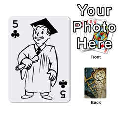 Falloutdeckcustome By Brianna   Playing Cards 54 Designs   Eq69alyb12u2   Www Artscow Com Front - Club5