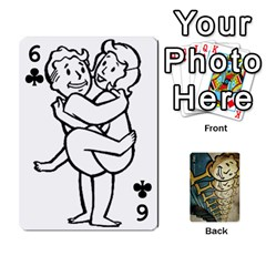 Falloutdeckcustome By Brianna   Playing Cards 54 Designs   Eq69alyb12u2   Www Artscow Com Front - Club6