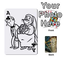 Ace Falloutdeckcustome By Brianna   Playing Cards 54 Designs   Eq69alyb12u2   Www Artscow Com Front - ClubA
