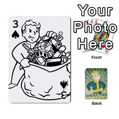 Falloutdeckcustomf By Brianna   Playing Cards 54 Designs   Y7q4x4qxm9eb   Www Artscow Com Front - Spade3