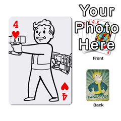 Falloutdeckcustomf By Brianna   Playing Cards 54 Designs   Y7q4x4qxm9eb   Www Artscow Com Front - Heart4