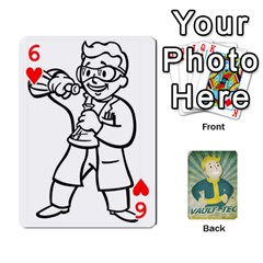 Falloutdeckcustomf By Brianna   Playing Cards 54 Designs   Y7q4x4qxm9eb   Www Artscow Com Front - Heart6