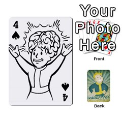 Falloutdeckcustomf By Brianna   Playing Cards 54 Designs   Y7q4x4qxm9eb   Www Artscow Com Front - Spade4