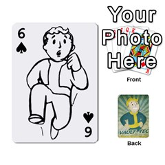Falloutdeckcustomf By Brianna   Playing Cards 54 Designs   Y7q4x4qxm9eb   Www Artscow Com Front - Spade6