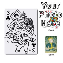 Falloutdeckcustomf By Brianna   Playing Cards 54 Designs   Y7q4x4qxm9eb   Www Artscow Com Front - Club3