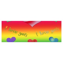 Love2 Bodypillow 2sides By Kdesigns   Body Pillow Case Dakimakura (two Sides)   Pvg1bqt23kyl   Www Artscow Com Back