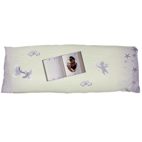 Bliss Body Pillow Oneside By Kdesigns   Body Pillow Case (dakimakura)   6ktda98y7t34   Www Artscow Com Body Pillow Case