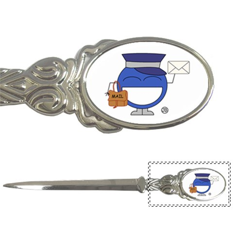 Letter Opener By Giggles Corp   Letter Opener   33q3ock1t792   Www Artscow Com Front