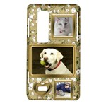 Beige LG Optimus 3d P920/Thrill 4g P925 Hardshell - LG Optimus Thrill 4G P925 Hardshell Case