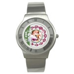 happy kids - Stainless Steel Watch