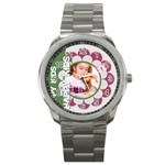 happy kids - Sport Metal Watch