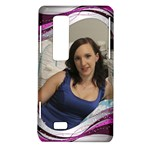 Pink Wave LG Optimus P920/Thrill 4G P925 Hardshell Case - LG Optimus Thrill 4G P925 Hardshell Case