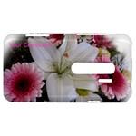 Floral HTC Evo 3D Hardshell Case - HTC Evo 3D Hardshell Case