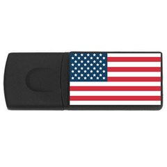 Flag 4Gb USB Flash Drive (Rectangle) by tammystotesandtreasures