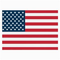 Flag Single Sided Handkerchief by tammystotesandtreasures