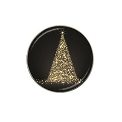 Christmas Tree Sparkle Jpg 4 Pack Golf Ball Marker (for Hat Clip) by tammystotesandtreasures