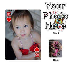 King Cards By Kelly Hearn   Playing Cards 54 Designs   Pxmlsm7hezka   Www Artscow Com Front - HeartK