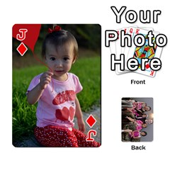 Jack Cards By Kelly Hearn   Playing Cards 54 Designs   Pxmlsm7hezka   Www Artscow Com Front - DiamondJ