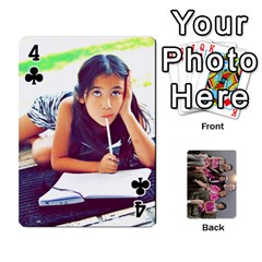 Cards By Kelly Hearn   Playing Cards 54 Designs   Pxmlsm7hezka   Www Artscow Com Front - Club4