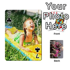 Cards By Kelly Hearn   Playing Cards 54 Designs   Pxmlsm7hezka   Www Artscow Com Front - Club7