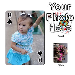 Cards By Kelly Hearn   Playing Cards 54 Designs   Pxmlsm7hezka   Www Artscow Com Front - Spade8