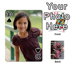 Cards By Kelly Hearn   Playing Cards 54 Designs   Pxmlsm7hezka   Www Artscow Com Front - Spade10