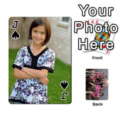 Jack Cards By Kelly Hearn   Playing Cards 54 Designs   Pxmlsm7hezka   Www Artscow Com Front - SpadeJ