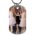 Emma swan lake - Dog Tag (Two Sides)