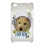 love music - Apple iPod Touch 4G Hardshell Case