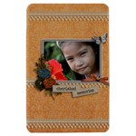 Kindle Fire Hardshell Case- Cherished Memories