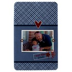 Kindle Fire Hardshell Case- Just Like Dad - Kindle Fire (1st Gen) Hardshell Case
