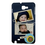 Samsung Galaxy Note Hardshell Case-My Boy - Samsung Galaxy Note Hardshell Case