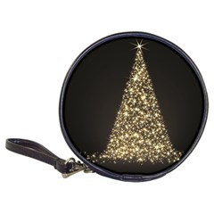 Christmas Tree Sparkle Jpg Cd Wallet by tammystotesandtreasures