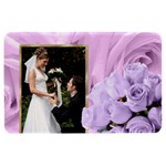 Mauve Rose Kindle Fire Hardshell Case