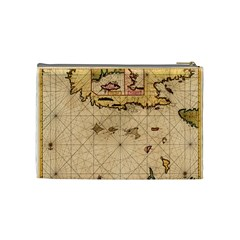 Island Trader #2 (m) By Karsten   Cosmetic Bag (medium)   Zvqslpzh817q   Www Artscow Com Back