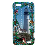 Portland Head Light House HTC One V Hardshell Case