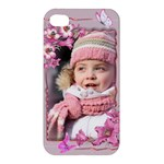 Floral Apple iPhone 4/4S Hardshell Case