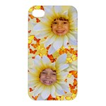 Daisy Butterfly Apple 4/4S  Hardshell Case - Apple iPhone 4/4S Hardshell Case