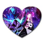 stocking - Heart Mousepad