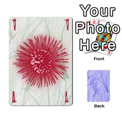 My Hanabi By Chris Rompot   Playing Cards 54 Designs   Bd8cphq6oaz1   Www Artscow Com Front - Spade5