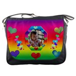 love_messengerbag - Messenger Bag